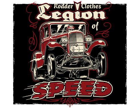 Rodder Clothes