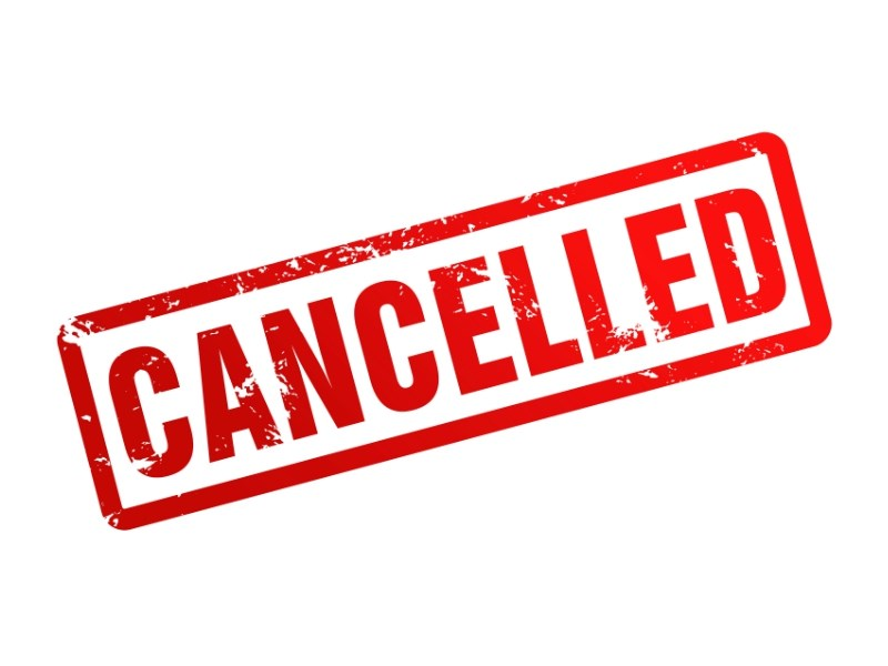 Festivals cancelled due to Covid19