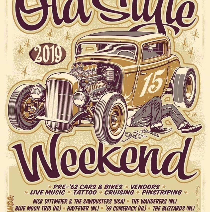 Old Style weekend Foxwolde
