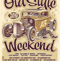 Old Style weekend Foxwolde