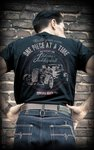 T-Shirt Johnny's Junkyard