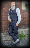 Jeans RAW Loose Fit Denim - Dapper Workman_