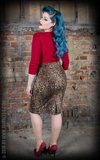 Leopard Pencil Skirt The wild one_