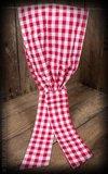 rood wit bandana