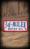 Gas Station Shirt - Miller's Motor Oil