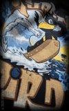 T-Shirt Surfin' Bird_