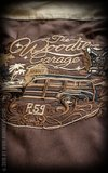 Blouse The Woodie Garage - brown_