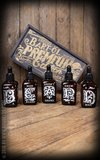 Schmiere Set Beard Oil - 5 flavours, each 50ml