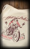 Cotton Rucksack Hell's Belles_