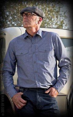 Classic Gentleman's Shirt - Anchor
