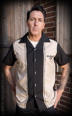 Classic Shirt Rock'n'Roll Desert