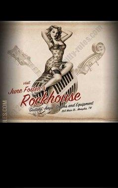 Poster - Rockhouse