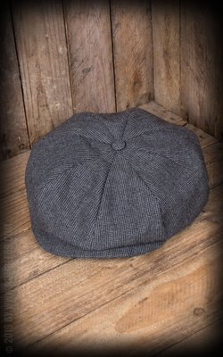 Slugger Cap - grey black