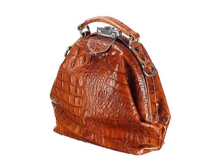 The Galore Cognac Croco