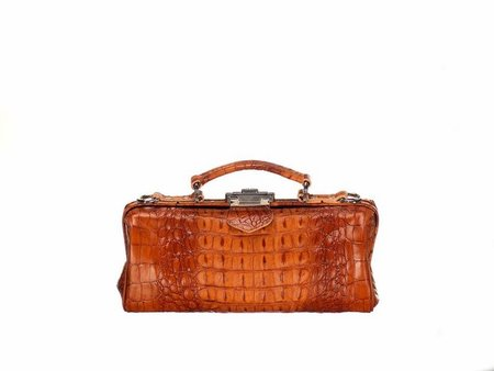 The Volpe - Cognac Croco