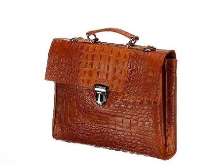 The Walker - Cognac Croco