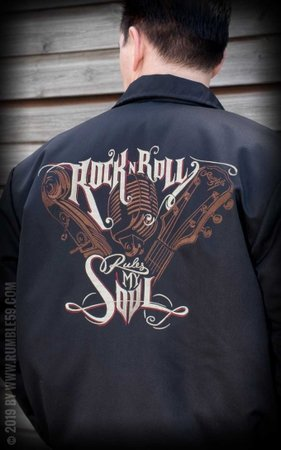 Workerjacket R'n'R rules my soul
