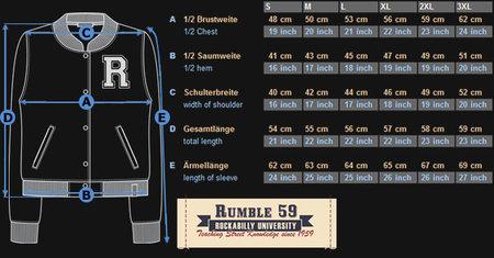 Ladies Sweat College Jacket - dark-blue