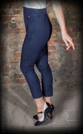 Ladies Jeans - 7/8 Pencil Pants