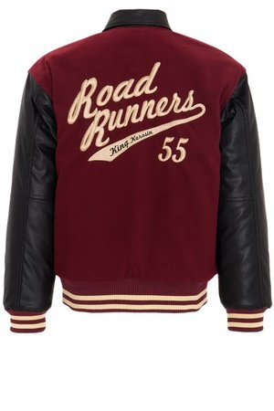 KING KEROSIN Baseball Jack in Retro Look Road Runners