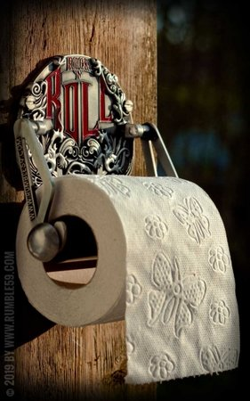 Toilet paper holder - Rock'n'Roll