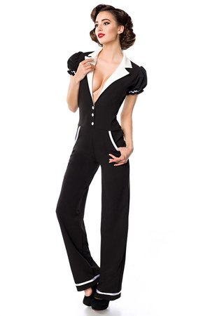 Retro Jumpsuit