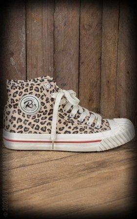 Burnout-Sneaker - leo