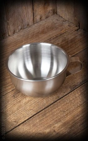 Stainless steel cup - Folsom Prison