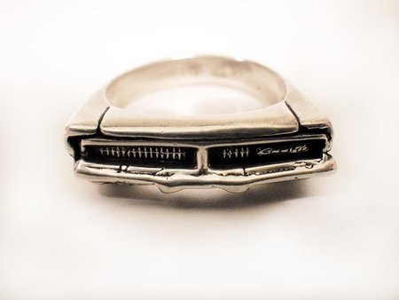 1969 Dodge Charger Ring