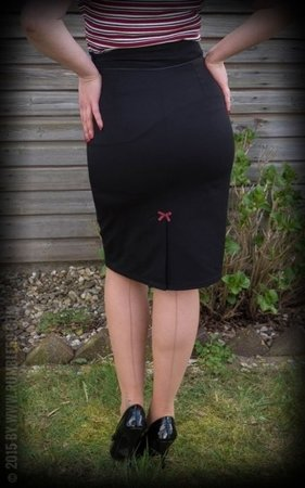 Perfect Pencil Skirt - black