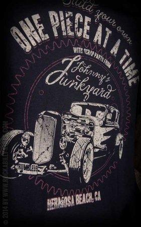T-Shirt Johnny's Junkyard