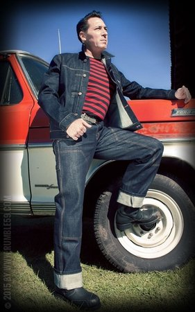Jeans Woodworker