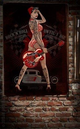 Poster - Until I Die