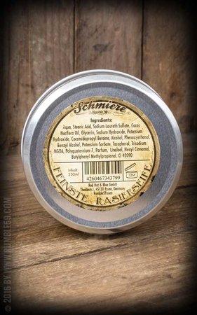 Schmiere - Scheerzeep Abschaum