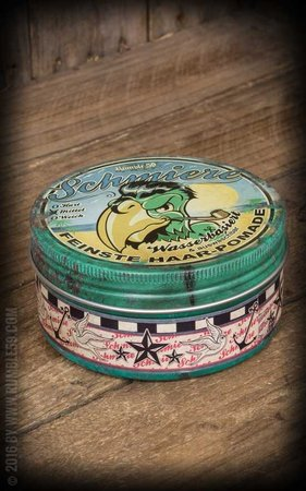 Schmiere - Pomade medium - Waterbasis