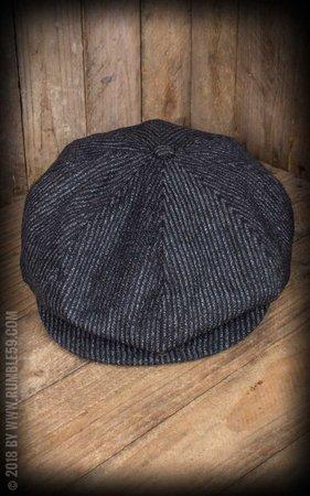 Slugger Cap - black/grey