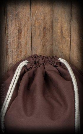 Cotton Rucksack The Woodie Garage