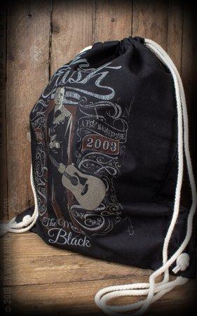 Cotton Rucksack The Man in Black