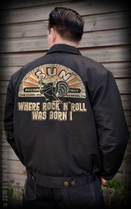 Winter Workerjacket Sun Records