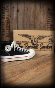 Burnout-Sneaker - black
