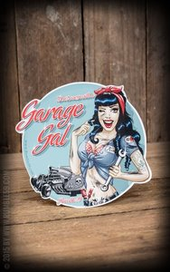 Sticker Garage Ga
