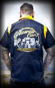 Bowling Shirt Getaway Car rumble59