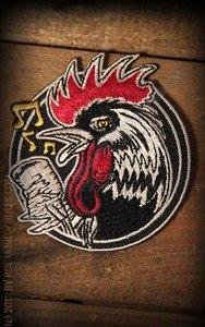 Rockabilly Rooster