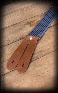 Suspenders Colour combination blue