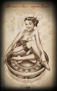 Poster - Vegas