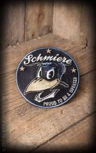 Patch Schmiere - Proud to be a greaser