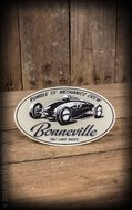 Sticker Bonneville